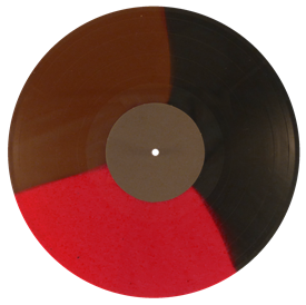 13 Colored record