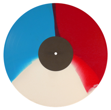 12 Colored record
