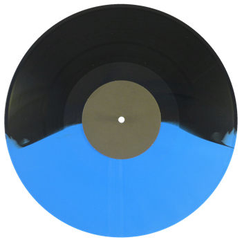 16_ colored record
