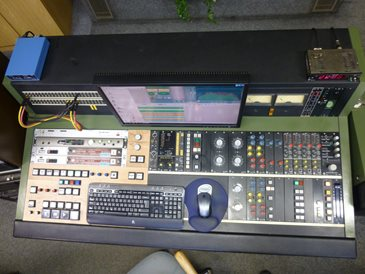 07 Modified Neumann mastering console