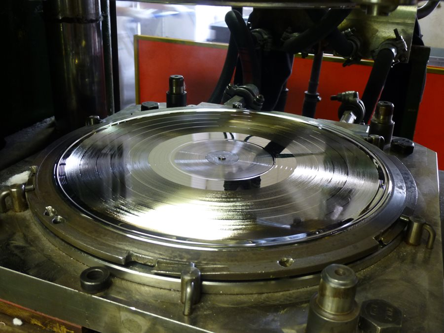 Vinyl Pressing Machine Germany Machine Photos And Wallpapers