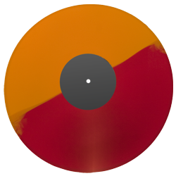10 Colored record