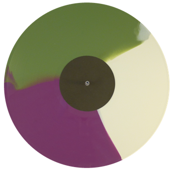 13_ colored record