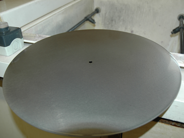 09 Steel substrate for DMM blank plates