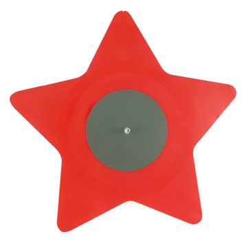 10 Shaped color record