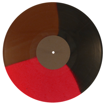 12_ colored record
