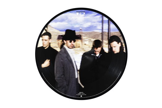10 Picture disc