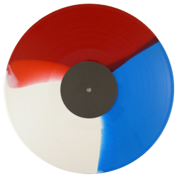 15_ colored record