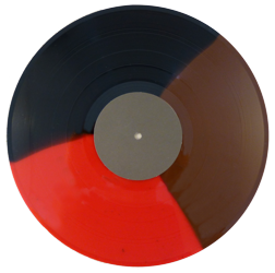 14_ colored record